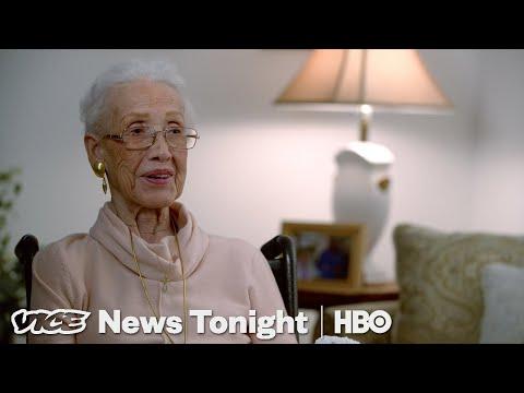 We Met One Of The Real 'Hidden Figures' - VICE News Tonight on HBO (Full Segment)