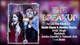 The Breakup Audio Song Arijit Singh, Badshah, Jonita Gandhi & Nakash Aziz