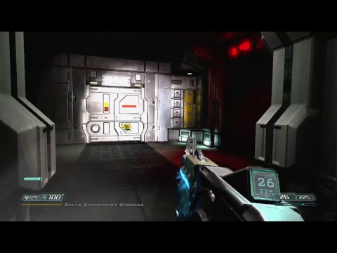 Doom 3 BFG Edition Live with Fruitful Gaming Long Play Part Five (Xbox360)