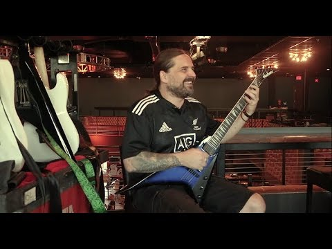 A Backstage Pass With Sepultura's Andreas Kisser