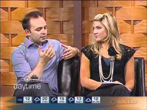 Rogers daytime - Interview with Daniel Gauthier