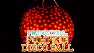 DIY Halloween Pumpkin Disco Ball // DOES THIS REALLY WORK?