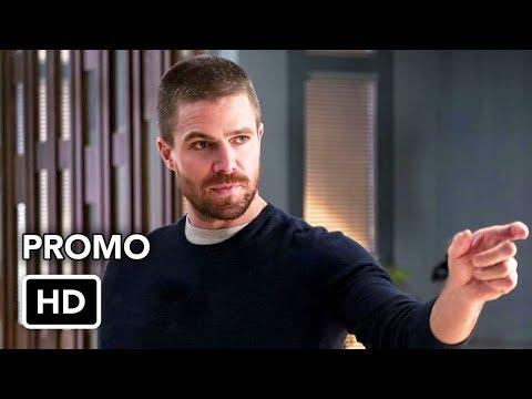 "Arrow 7x12 Promo ""Emerald Archer"" (HD) Season 7 Episode 12 Promo - 150th Episode"