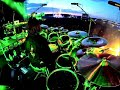 Jay Weinberg - Duality Live Drum Cam (Rockfest 2019)