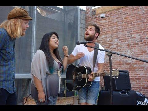 Singing Heart's On Fire With Passenger & Stu Larsen In LA
