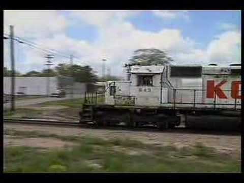 Kansas City Southern - DVD
