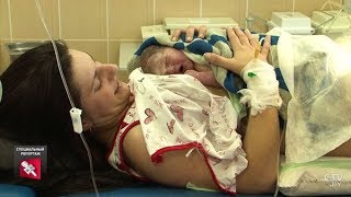 она родила после 20 лет попыток | Реальные истории материнства. Специальный репортаж