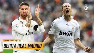 Sergio Ramos Ingin Tinggalkan Real Madrid ● Arjen Robben Ungkap Alasannya Pergi Dari Madrid