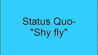Status Quo- Shy fly