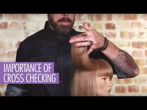 Importance of Cross Checking Hair