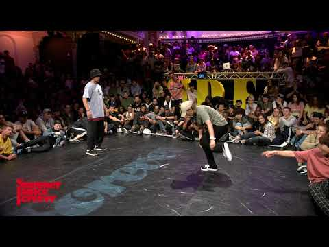 Jeka vs Maika 2ND ROUND BATTLES Hiphop Forever - Summer Dance Forever 2017