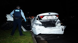 Corrective services vehicle rammed in brazen escape - Griffith ACT