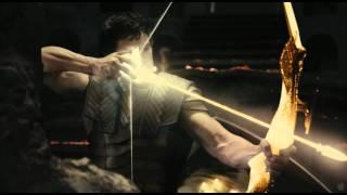 РУССКИЙ трейлер «Бессмертные» Война Богов Immortals 2011
