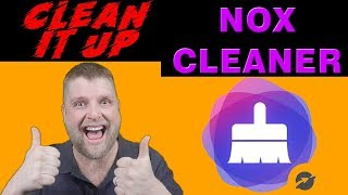 Clean Up All Unwanted Data / Cache On Your Device  |  NOX Cleaner