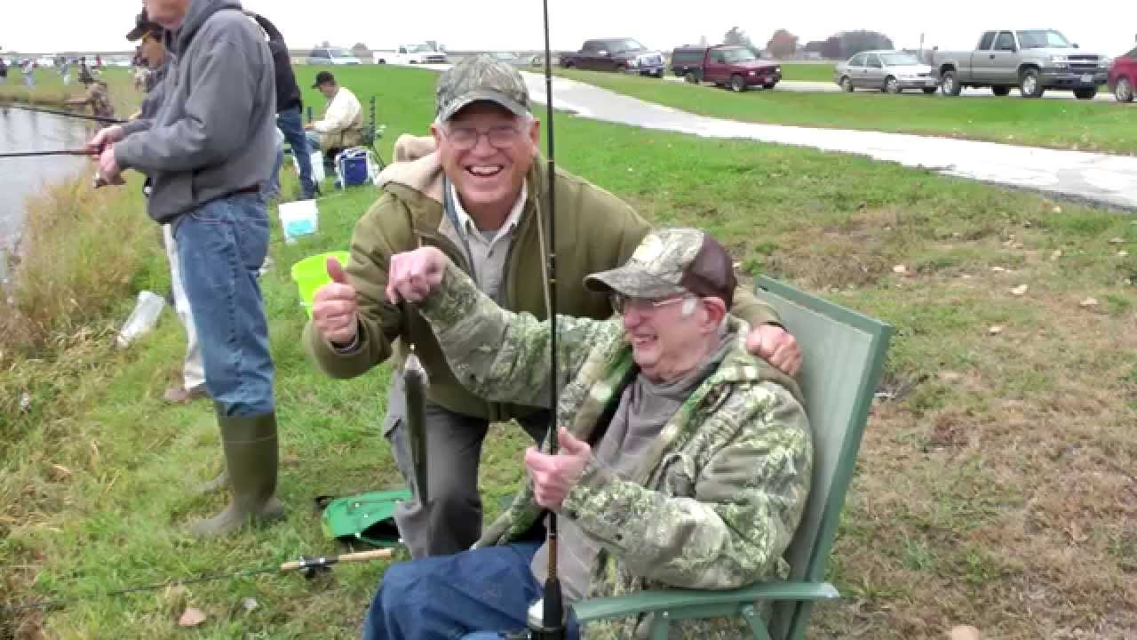 Stanley will fishing trout at lake patoka by willcfish for Fishing tips and tricks