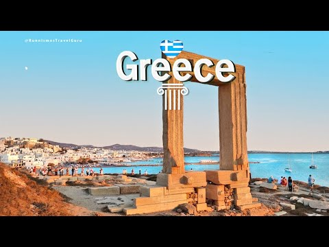 Naxos, the Queen of the Cyclades ~ Νάξος, η Βασίλισσα των κυκλάδων