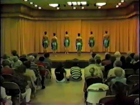 Buena Park High School Dance Production Fall 1981 Part 1