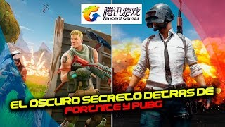 The DARK Secret of FORTNITE AND PUBG, you won't believe it I promise.