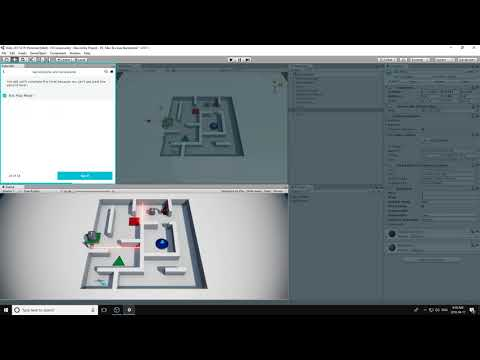 Unity Tutorial - Game Objects & Components - Rigidbodies to the rescue