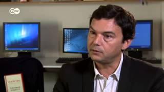 Trabajar para ser pobre: Thomas Piketty sobre riqueza y empleo | Hecho en Alemania
