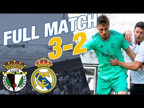 MATCH STREAM | Burgos vs Real Madrid Castilla