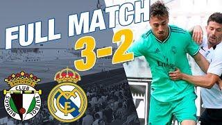 MATCH STREAM | Burgos 3-2 Real Madrid Castilla