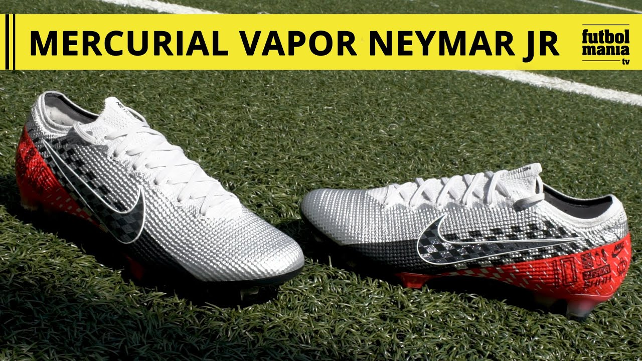 fuente vergüenza chorro  Nike Mercurial Vapor NEYMAR JR - Speed Freak - YouTube