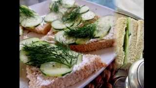 Cucumber Tea Sandwiches By Thefoodventure.com