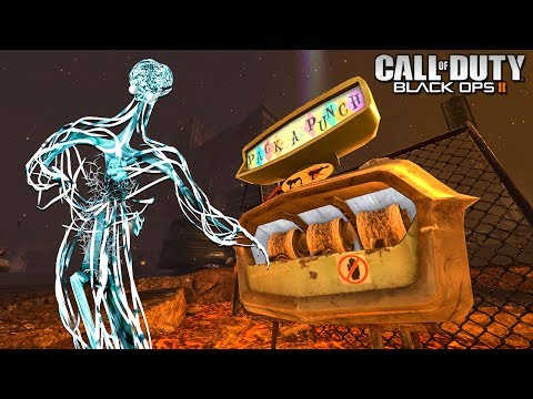 'Tranzit' PACK A PUNCH CHALLENGE! ✔️ (Call of Duty Black Ops 2 Zombies)