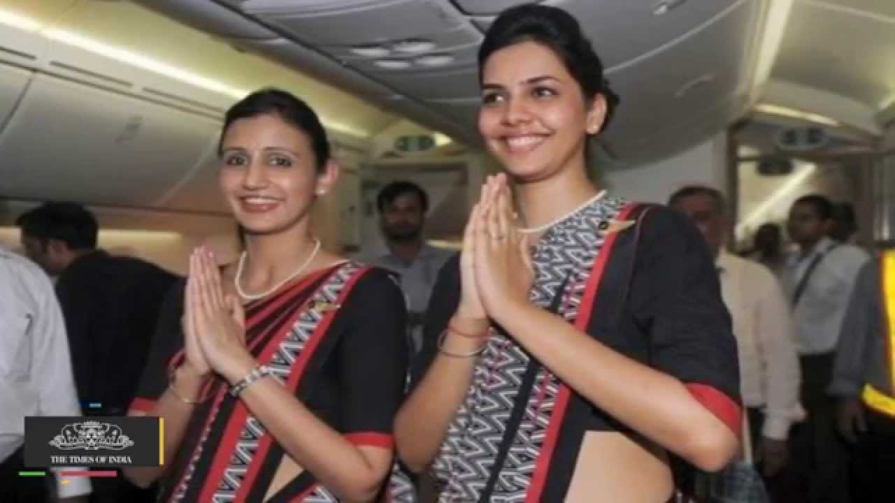 Air India Suspends 17 Airhostesses For Delaying Flights -2410