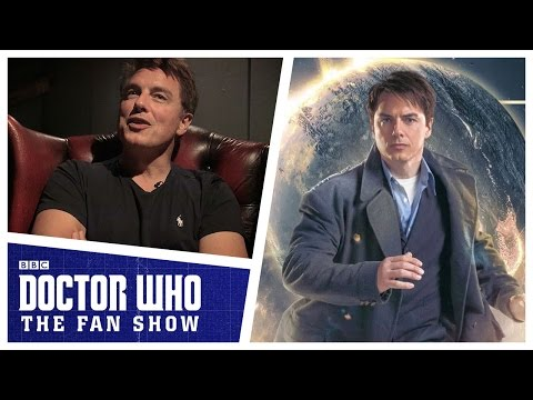 John Barrowman Talks Captain Jack - Doctor Who: The Fan Show
