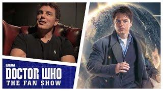 John Barrowman Talks Captain Jack - Doctor Who: The Fan Show