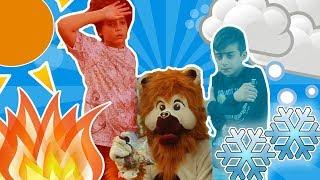 بادي فادي ~  لعبة حامي بارد  | Buddy Fady~ HOT&COLD GAME