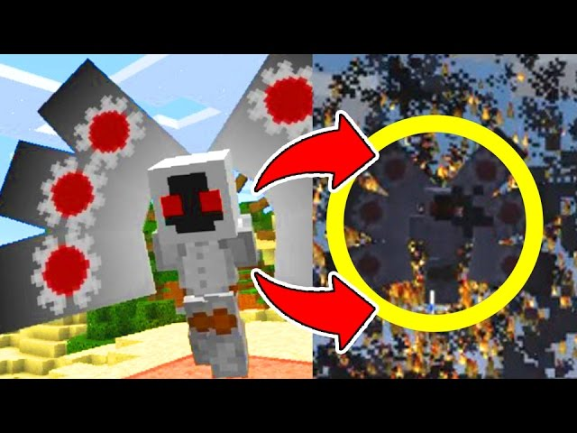 What HAPPENS when You KILL ENTITY 303 in Minecraft!!! (I KILLED ENTITY 303)