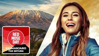 Little Mix, Dani Dyer, Ed Balls (and more!) climb Kilimanjaro