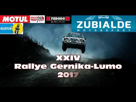 Rallye gernika 2017 tc1 montecalvo