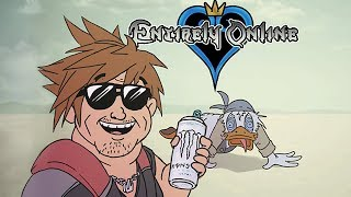 If Kingdom Hearts 3 Was Entirely Online