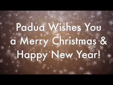 Merry Christmas from Padua Franciscan High School 2017