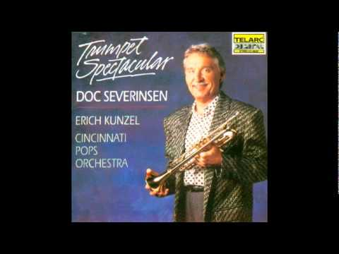 Doc Severinsen - A Carmen Fantasy For Trumpet And Orchestra