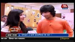 Vrushika And Shantanu On Bindass Naach By SBB - 25th May 2015