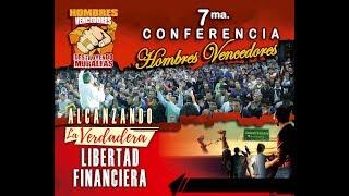 7ma. conferencia Hombres Vencedores Spot
