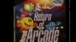 Microsoft Return of Arcade Official Trailer (1996, Microsoft/Namco)