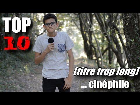 La vignette de la critique vidéo TOP 10 - Les raisons qui font de moi un mauvais cinéphile