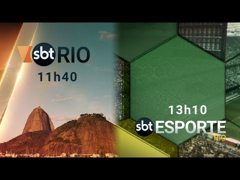 SBT Rio/SBT Esporte Rio - 17/01