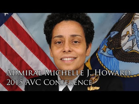 Keynote Remarks: Admiral Michelle Howard