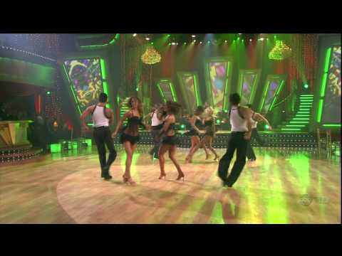Jennifer Lopez - Let's Get Loud (Live in Dancing with The Stars)