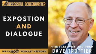 Dave Trottier on Exposition vs. Dialogue
