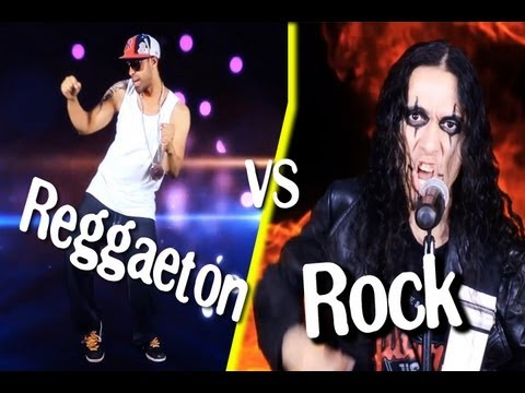 rock vs reggaeton internautismo cr nico youtube. Black Bedroom Furniture Sets. Home Design Ideas