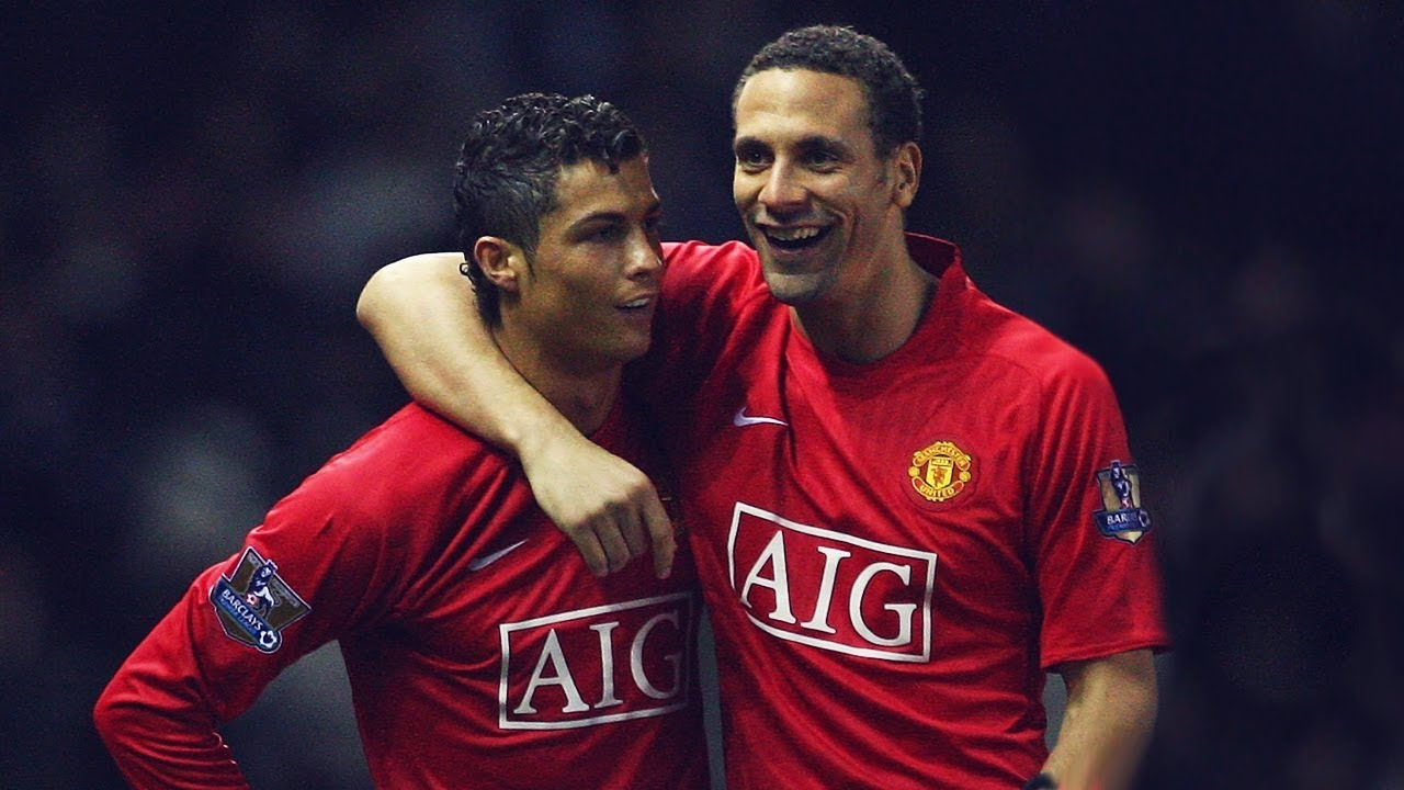 Rio Ferdinand's incredible words about Cristiano Ronaldo | Oh My Goal - YouTube