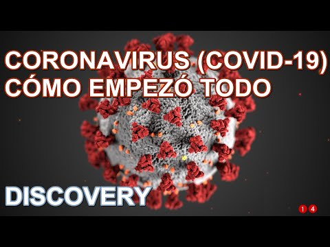 CORONAVIRUS, COMO EMPEZO TODO DOCUMENTAL DISCOVERY CHANNEL LATINOAMERICA